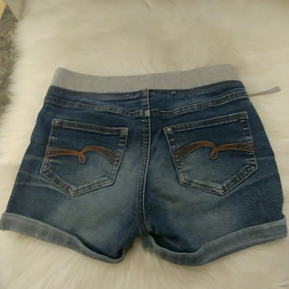 Justice Other - Justice Denim Shorts- Size 12
